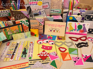 Stationery at the Crafter's Expo Karachi