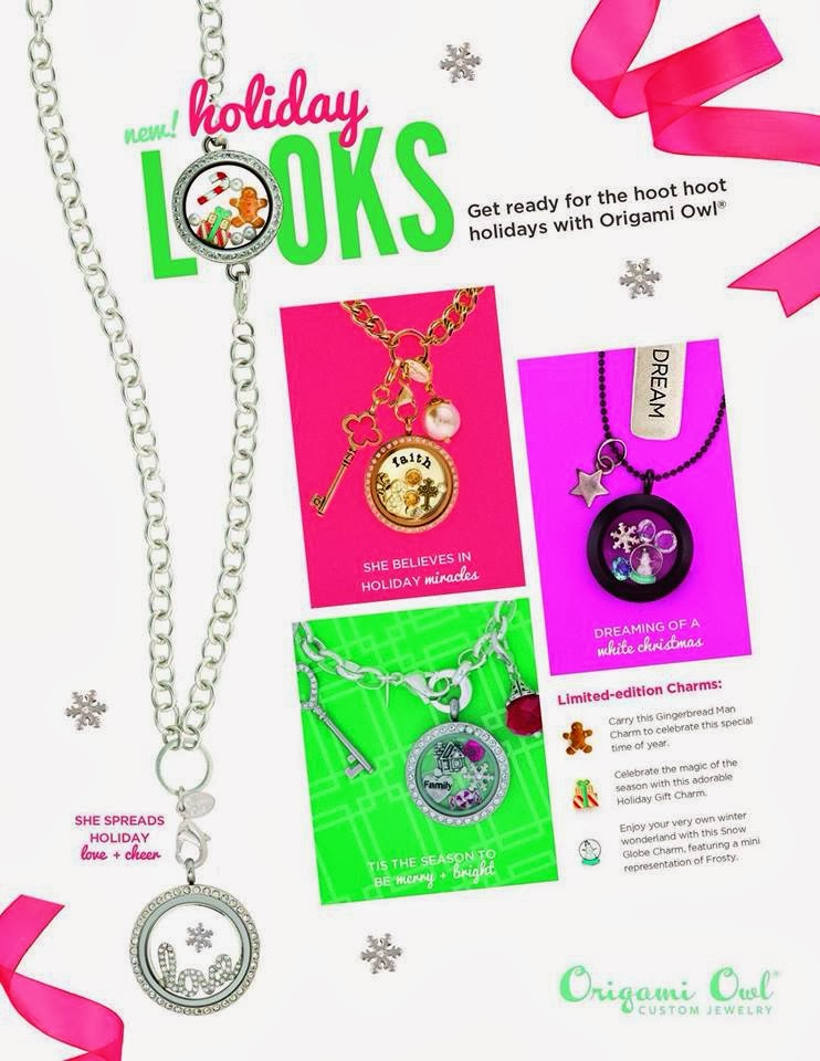 Origami Owl Independent Designer Staci Murray 12 Days Of Giveaways