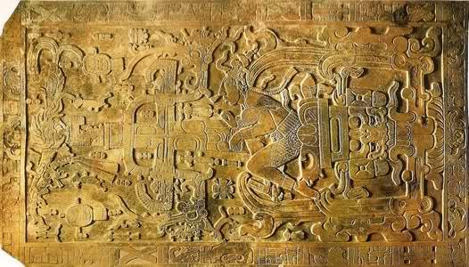 Cr Nicas Del Tiempo El Astronauta De Palenque