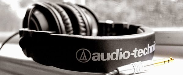 Audio-Technica ATH-M50 headset