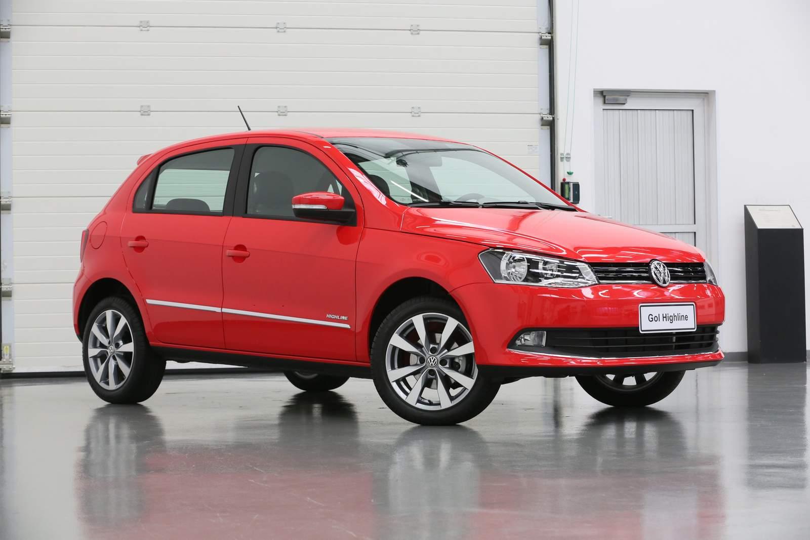 Novo VW Gol G6