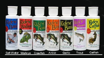 Kick'n Bass Attractants