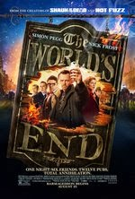 Watch The World's End Box Office Movie
