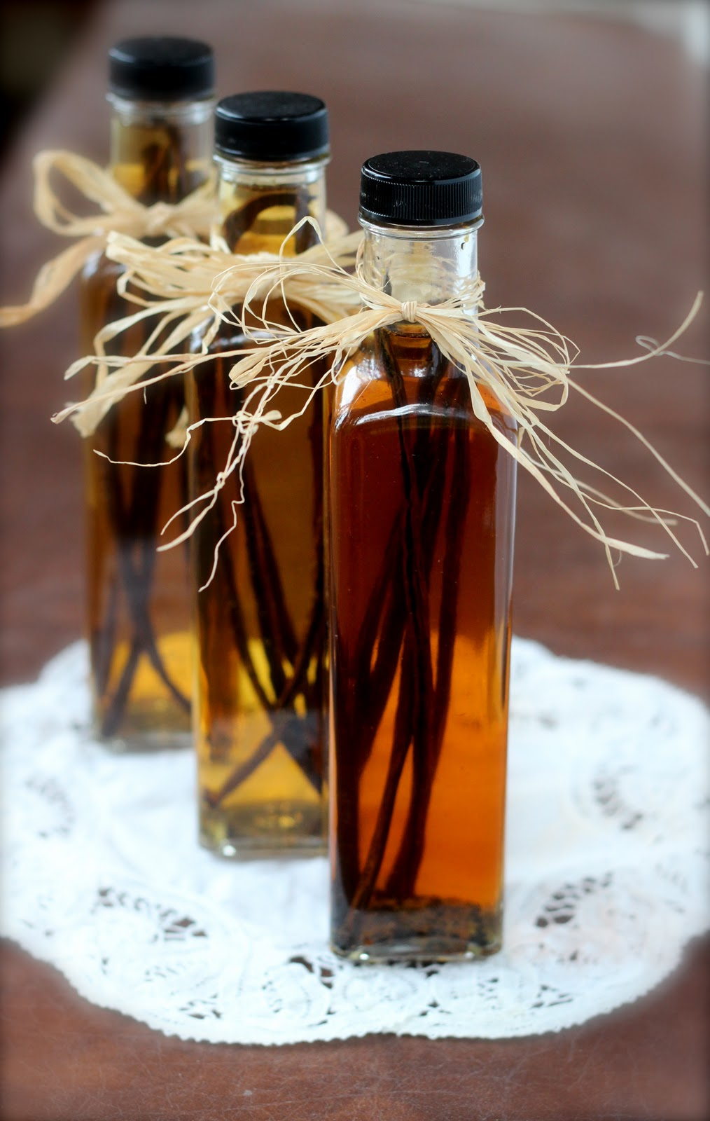 Homemade Vanilla Extract - Your Cup of Cake
