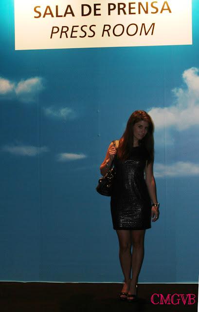 diana dazzling, fashion blogger, cmgvb, como me gusta vivir bien, soy cibelino, ifema, fashion festival, press room