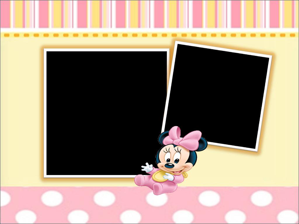 Marcos de Fotos PNG Disney Baby ~ Marcos Gratis para Fotografías.