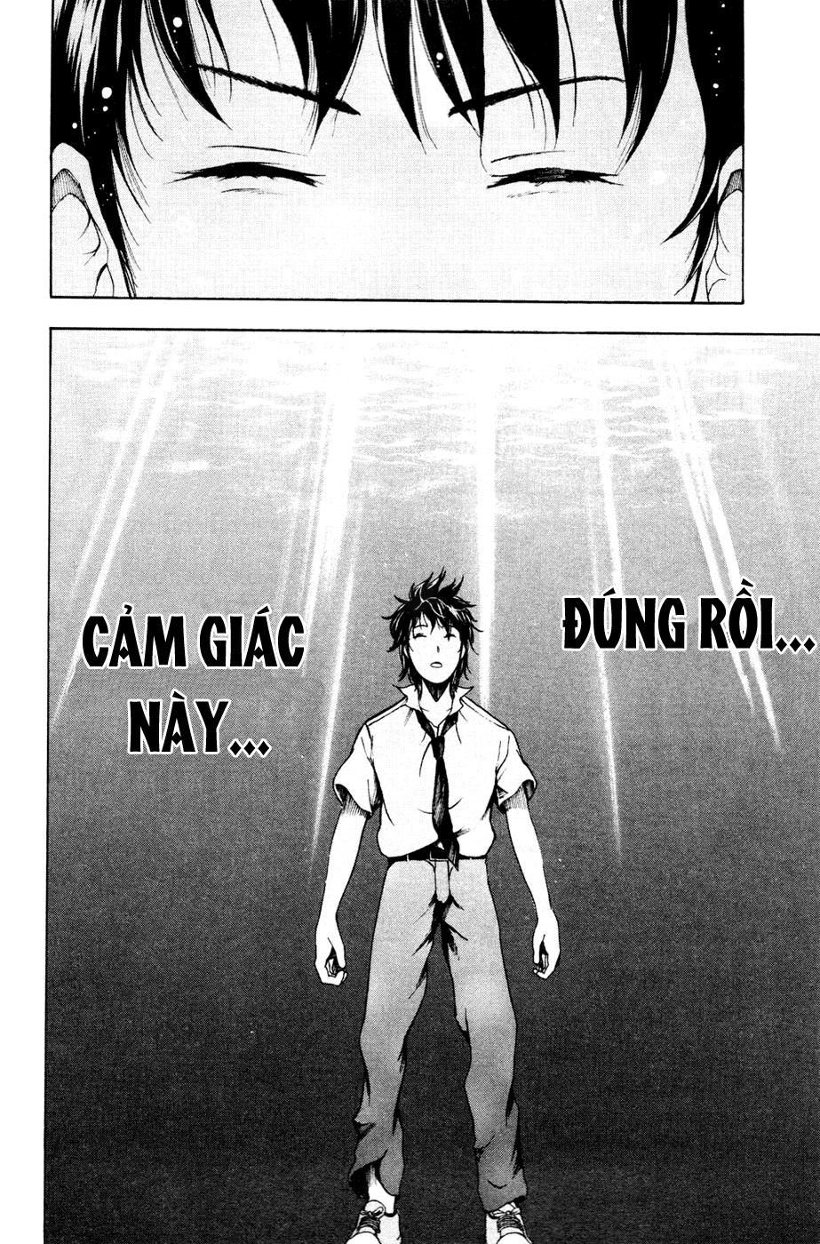 Tiji-kun! chap 21 - Trang 2