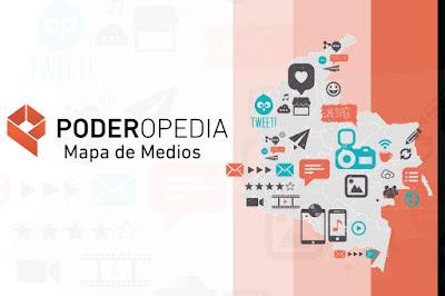 Poderopedia presenta Mapa de Medios, la mayor base de datos de medios de comunicación y propietarios de Chile y Colombia