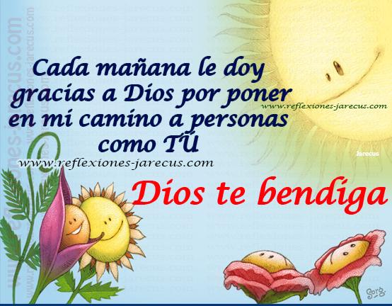 Buenos Dias, Frases de Dios,