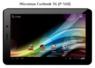 Micromax Funbook P560 price image