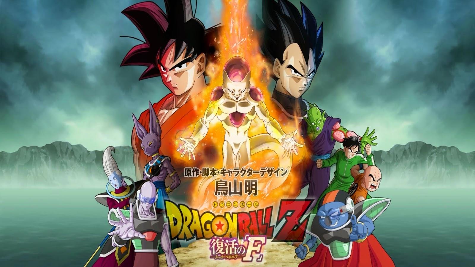 Google chrome themes dragon ball z - Dragon Ball Z Resurrection F