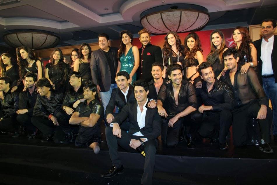 Nach Baliye 6 judges Sajid Khan, Shilpa Shetty and Terrence with contestants