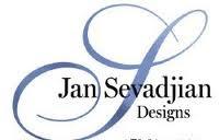 Jan Sevadjian Designs Baby Book