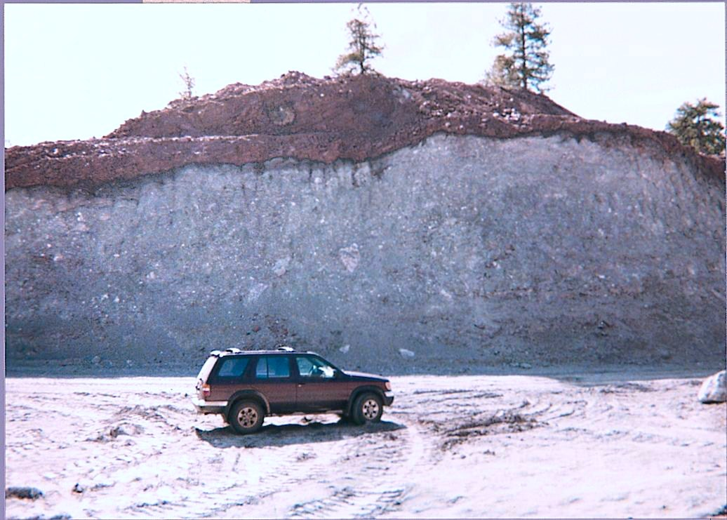 Kelsey Lake Diamond Mine, Colorado
