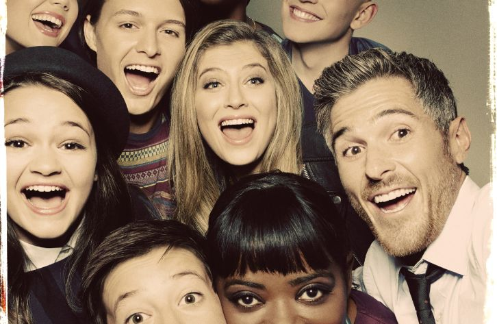 Red Band Society - Full Set of Cast Promotional Photos