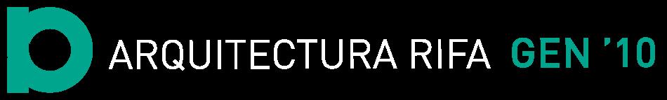 ARQUITECTURA RIFA GEN '10