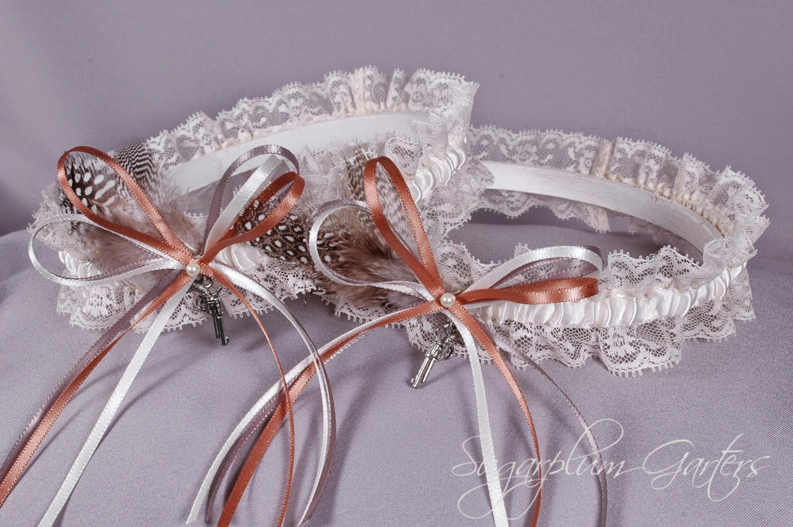 Sugarplum Garters Custom Garters