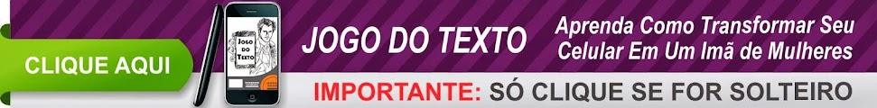 Jogo do texto - Conquiste mulheres