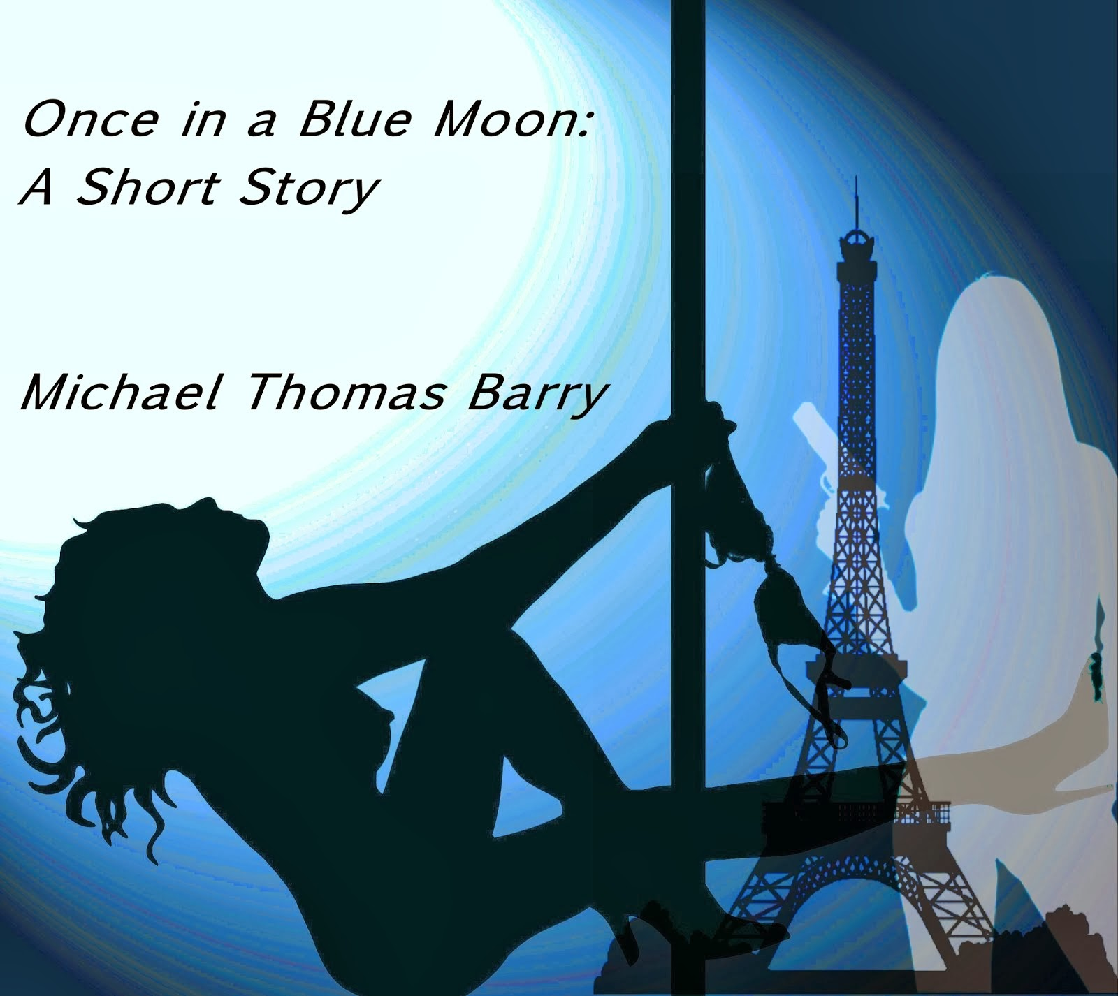 Announcing the release of my new e-short story click on photo to order from Amazon