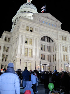 Texas Capitol Holiday Sing-along