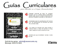 GUIAS CURRICULARES PARA HOMESCHOOLERS