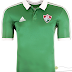 Adidas apresenta terceira camisa do Fluminense
