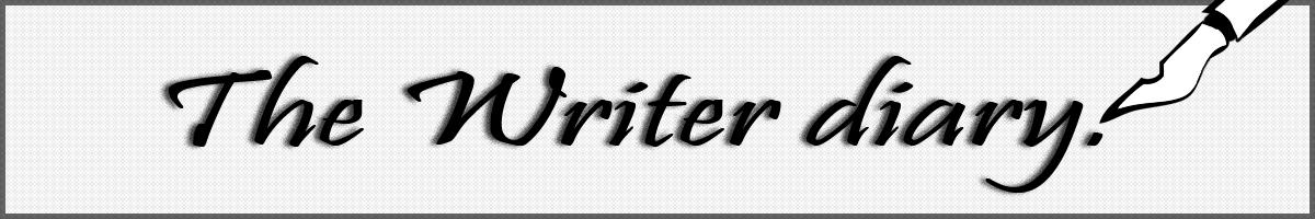 thewriterdiary