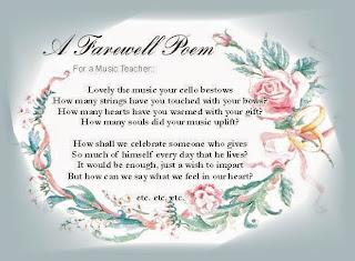 Farewell Quotes Album