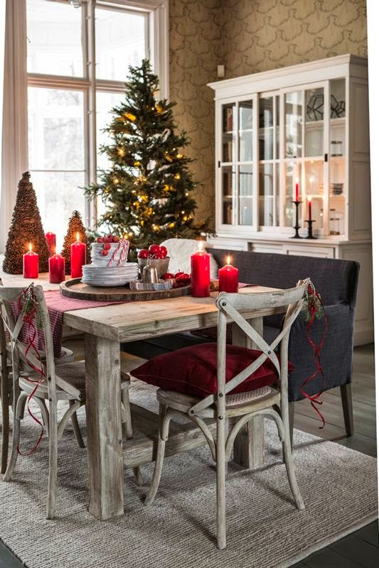 Blogg home and cottage: her er vårt julemagasin ✭