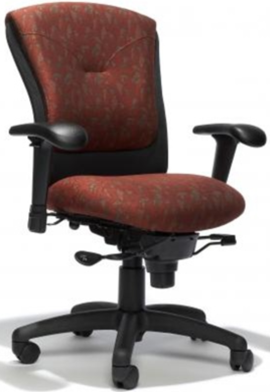 Tuxedo managers Chair