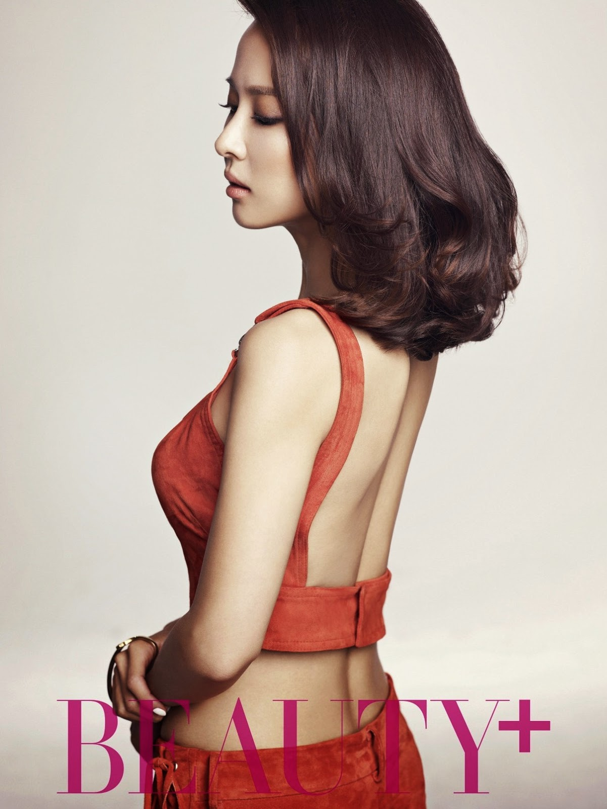 Jo Yeo Jung - Beauty+ Magazine June Issue 2014