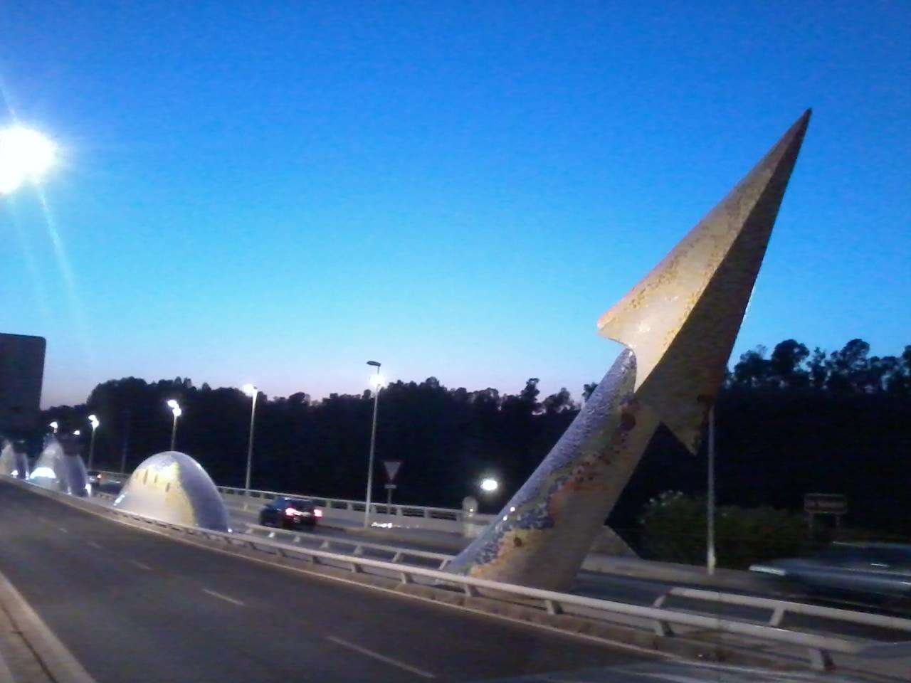 puente del dragon alcala de guadaira
