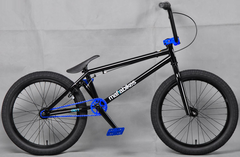 blue mongoose mountain bikes