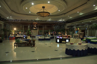 Dekorasi Catering Dalam