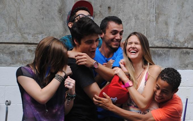 """Turma de """"Malhação 2013"""": 20° temporada"""