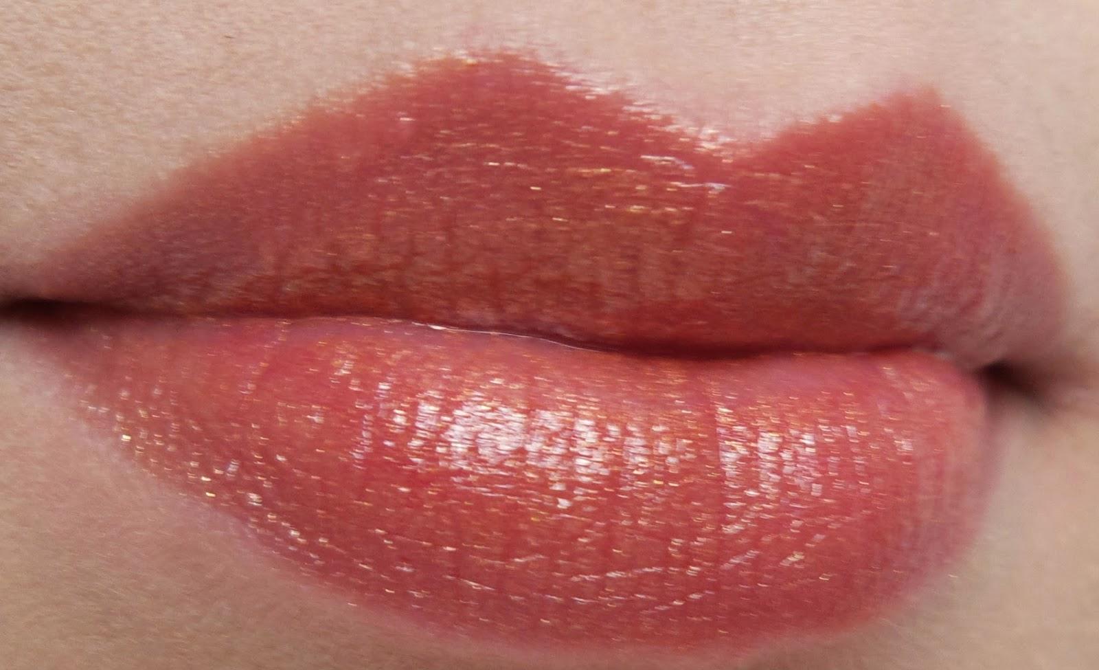Batom Cobre Perolado Avon Color Trend