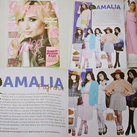 Featured On Gogirl! Magazine October Issue