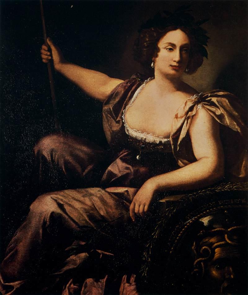 The forgotten Studio Artemisia Gentileschi Early Italian