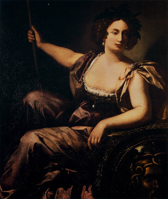 "Violence and Virtue: Artemisia Gentileschi's ""Judith Slaying Holofernes"""