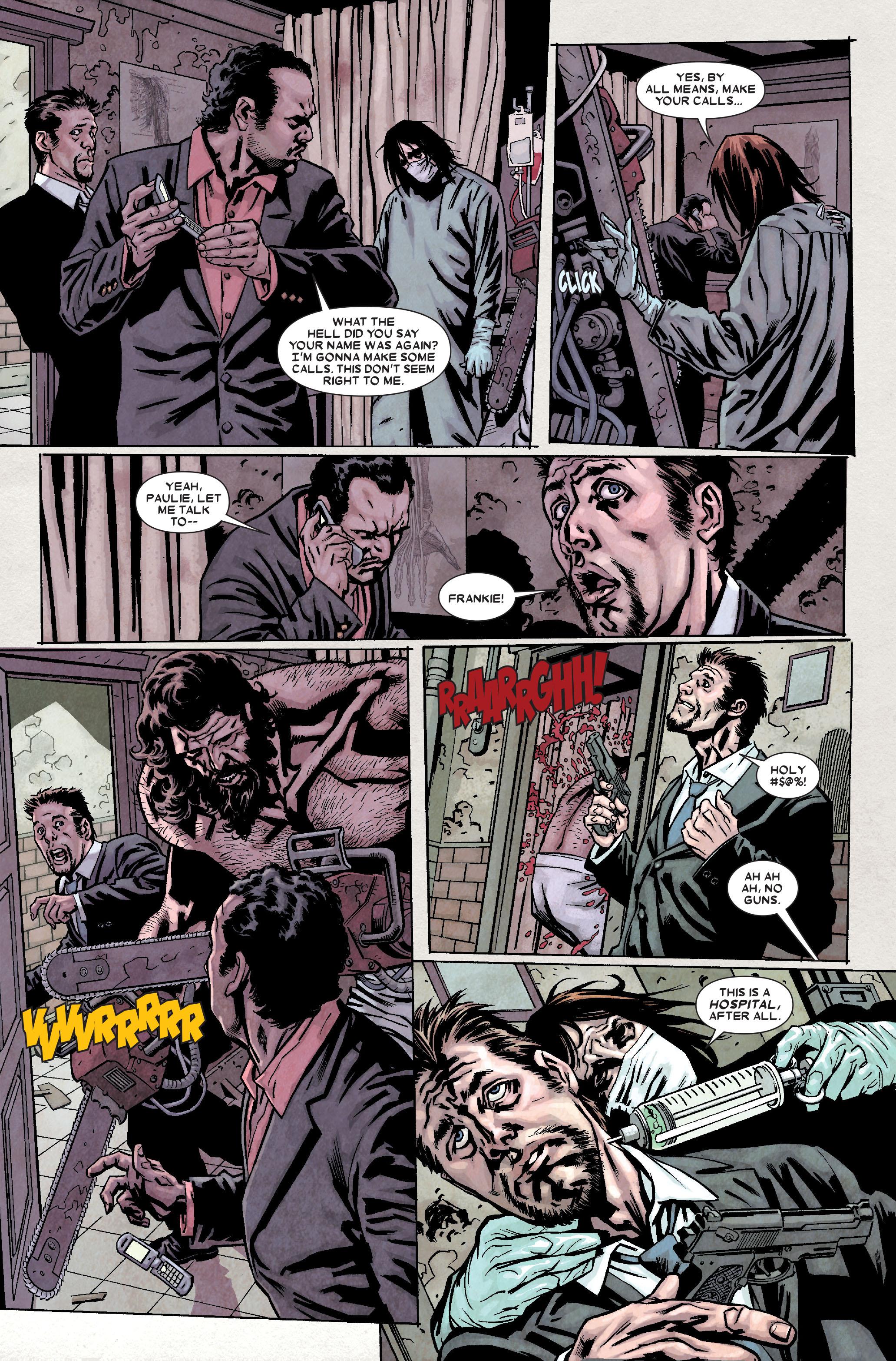 Wolverine: Weapon X #7 #10 - English 14