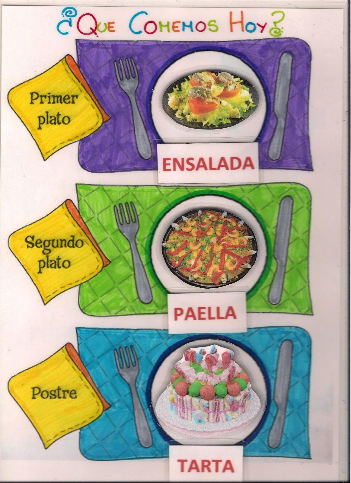 Menta m s chocolate recursos y actividades para educaci n infantil actividad para trabajar - Titulo manipulador alimentos ...