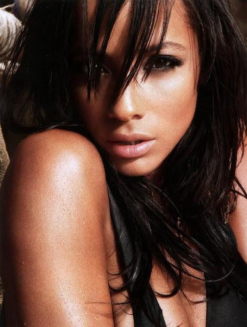Dania Ramirez  have a beautiful face