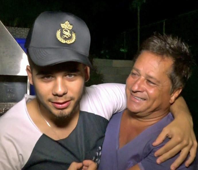reality com a rotina do cantor Zé Felipe no vídeo show