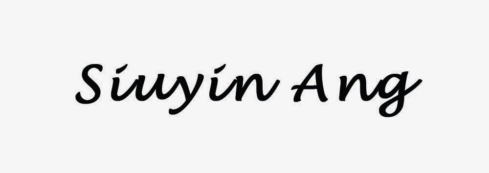 Siuyin's Blog