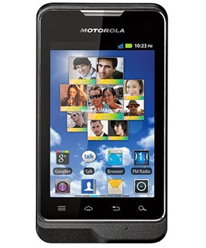 Motorola Moto Smart XT389