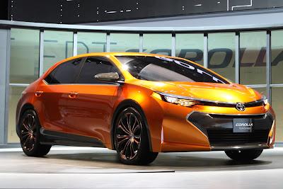 2014 Toyota Corolla Furia Concept