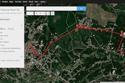 Simpan Tracklog GPS dengan Software Seadanya