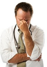 The Kidney & Hypertension Group of South Florida ...  Unhappy Doctor