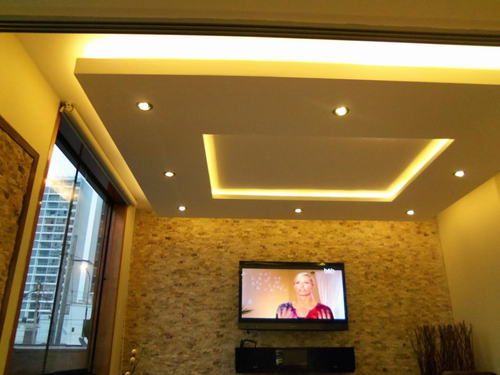 Ferredrywall for Techos en drywall para habitaciones