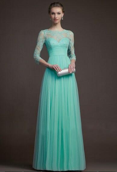 Women party dress design: Modest prom dress patterns 2015